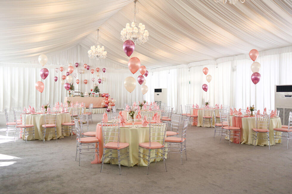 Birthday Event Venue at Goodwood Park Hotel Singapore