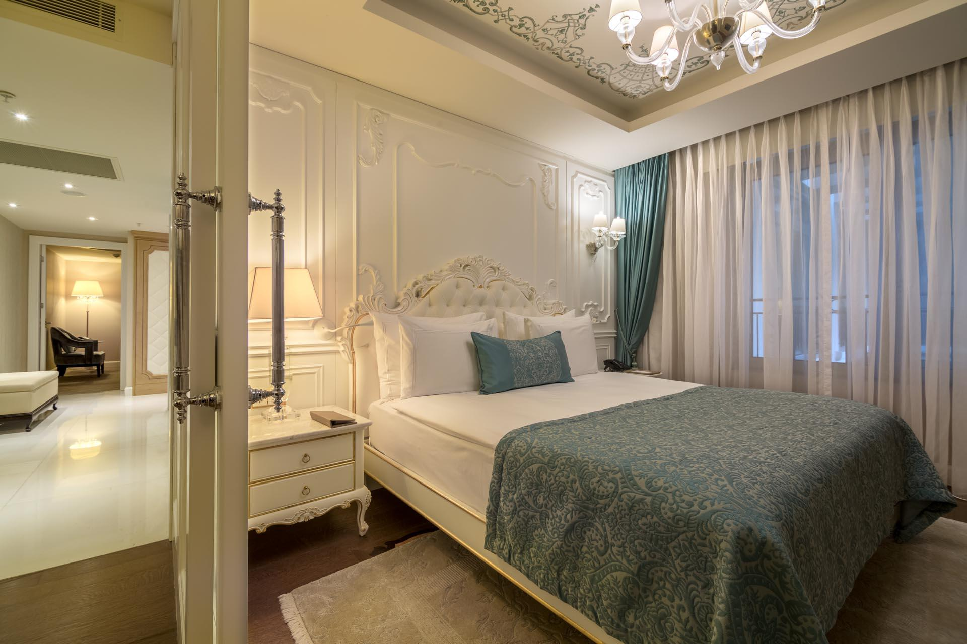 Luxury Suite at CVK Park Bosphorus Hotel Istanbul