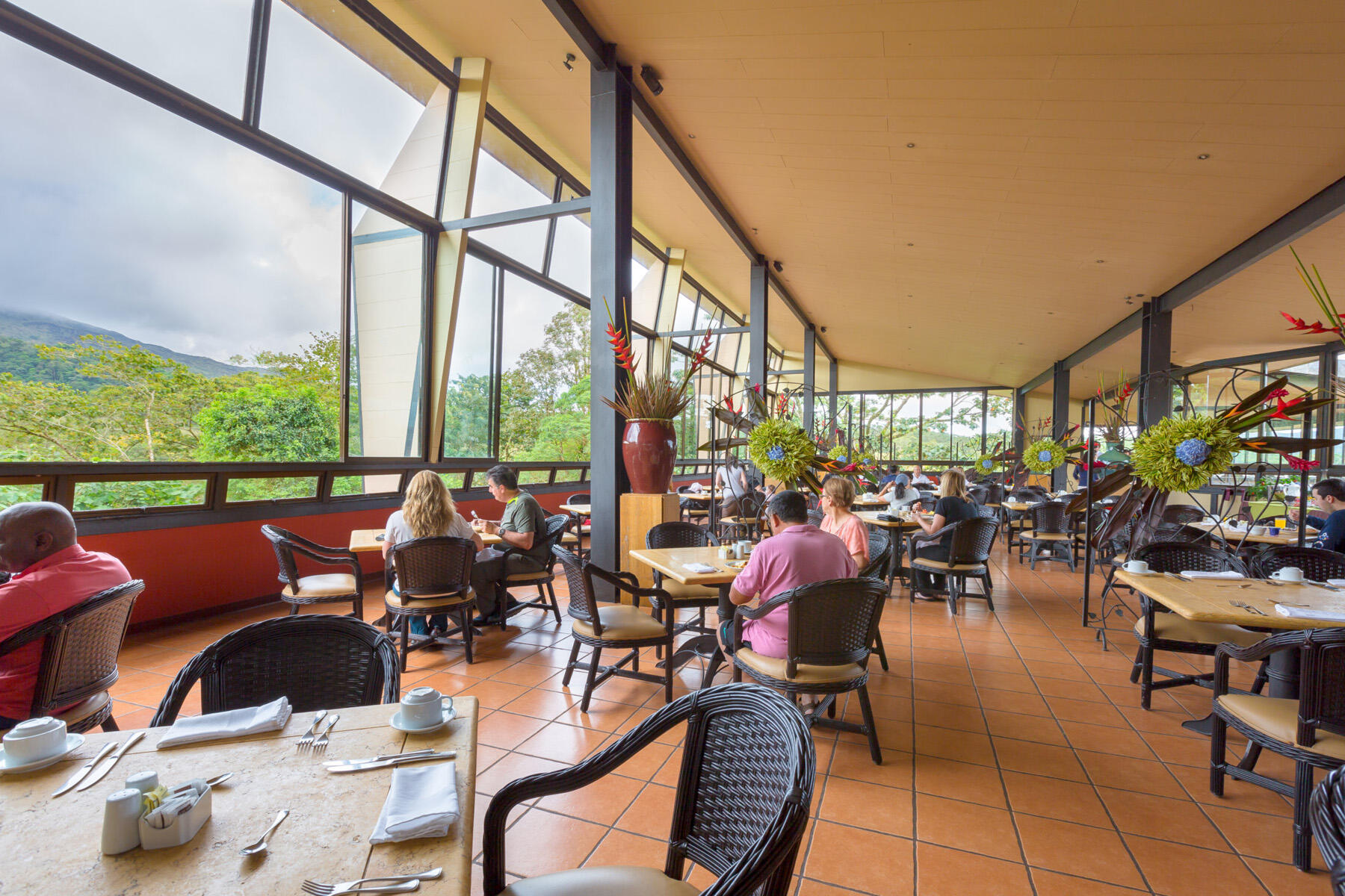 Arenal Kioro Orquidas Restaurant