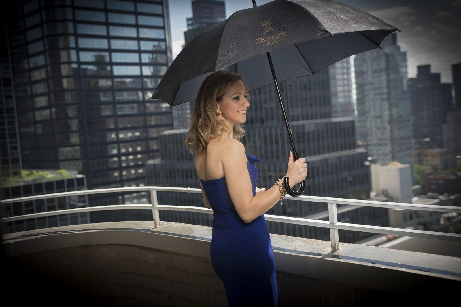 Balcony Rain Umbrella