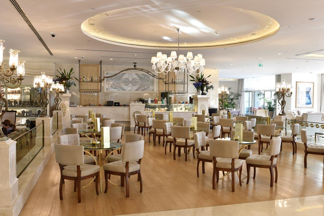 Park Patisserie at CVK Park Bosphorus Hotel Istanbul