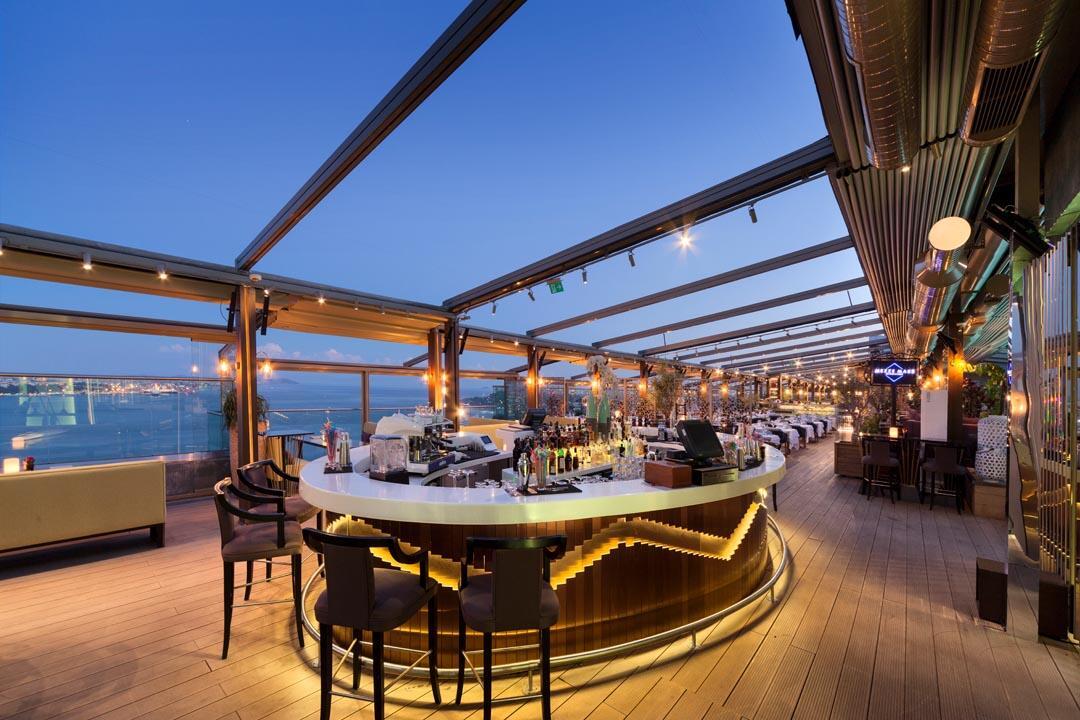 Restaurant at CVK Park Prestige Suites in Istanbul