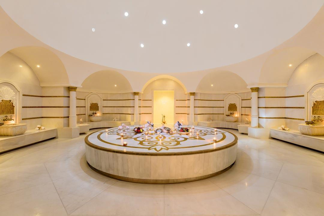 Spa at CVK Park Prestige Suites in Istanbul