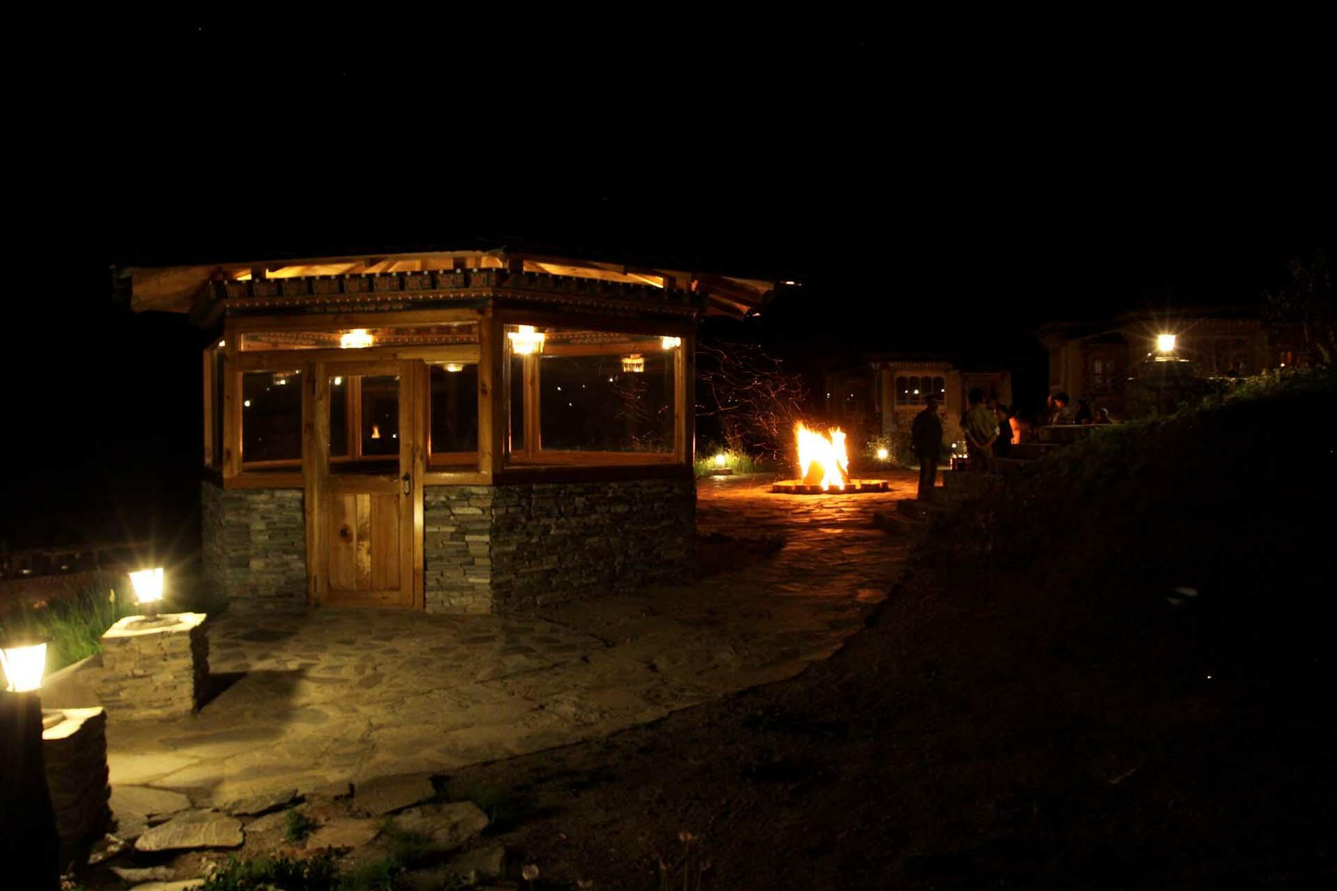 Public areas at Naksel Boutique Hotel And Spa in Paro, Bhutan