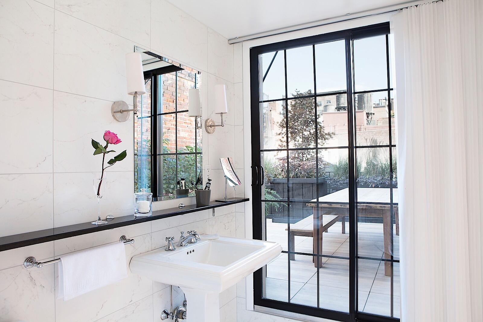 Penthouse Bathroom Interior