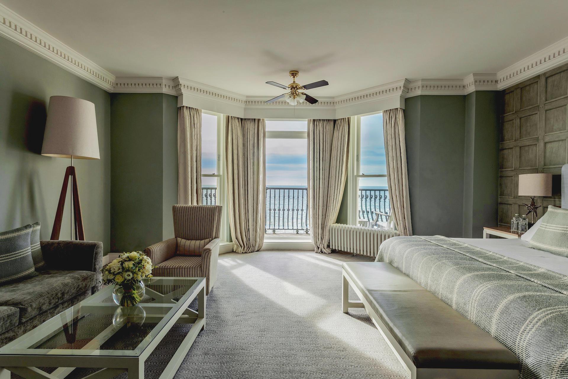 Accommodation at The Grand Brighton