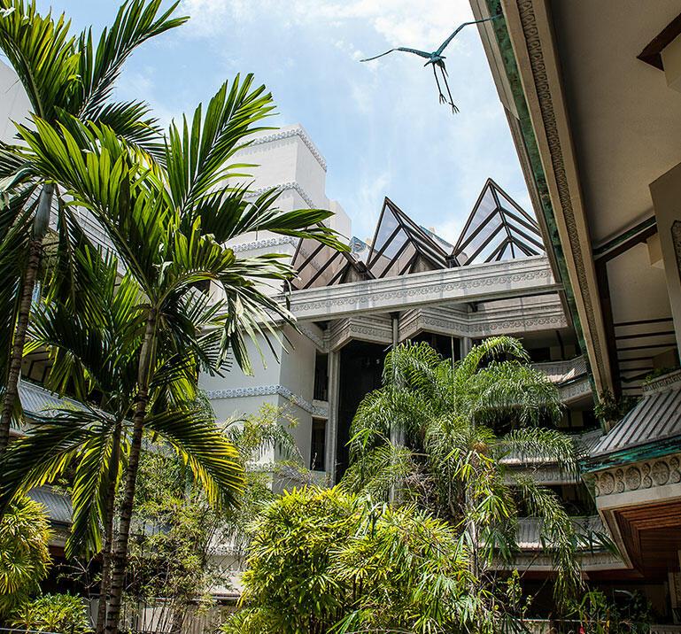 mayfair courtyard