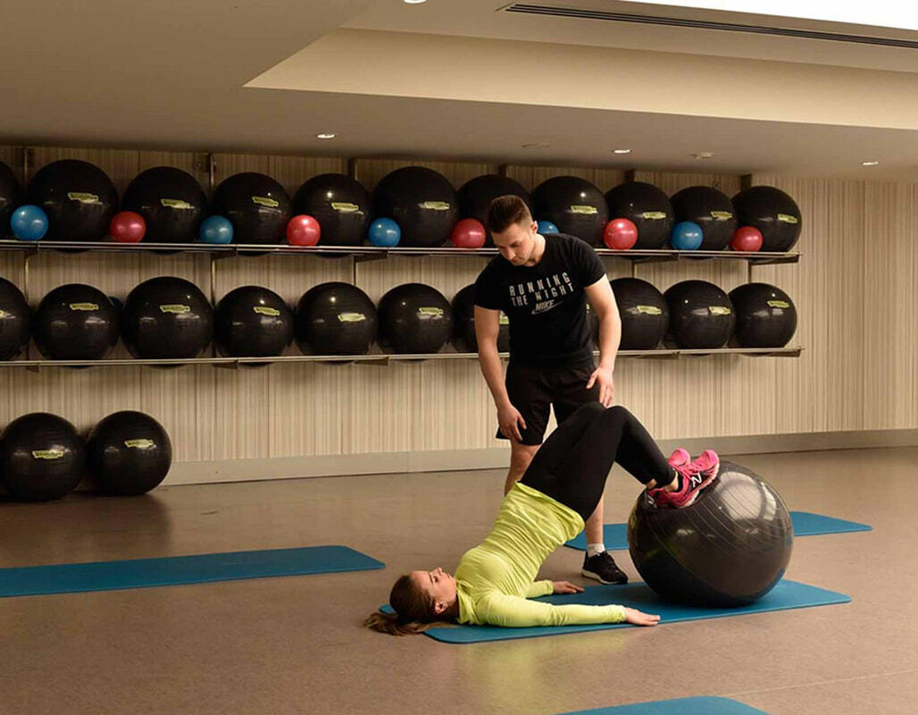Gym at CVK Park Prestige Suites in Istanbul