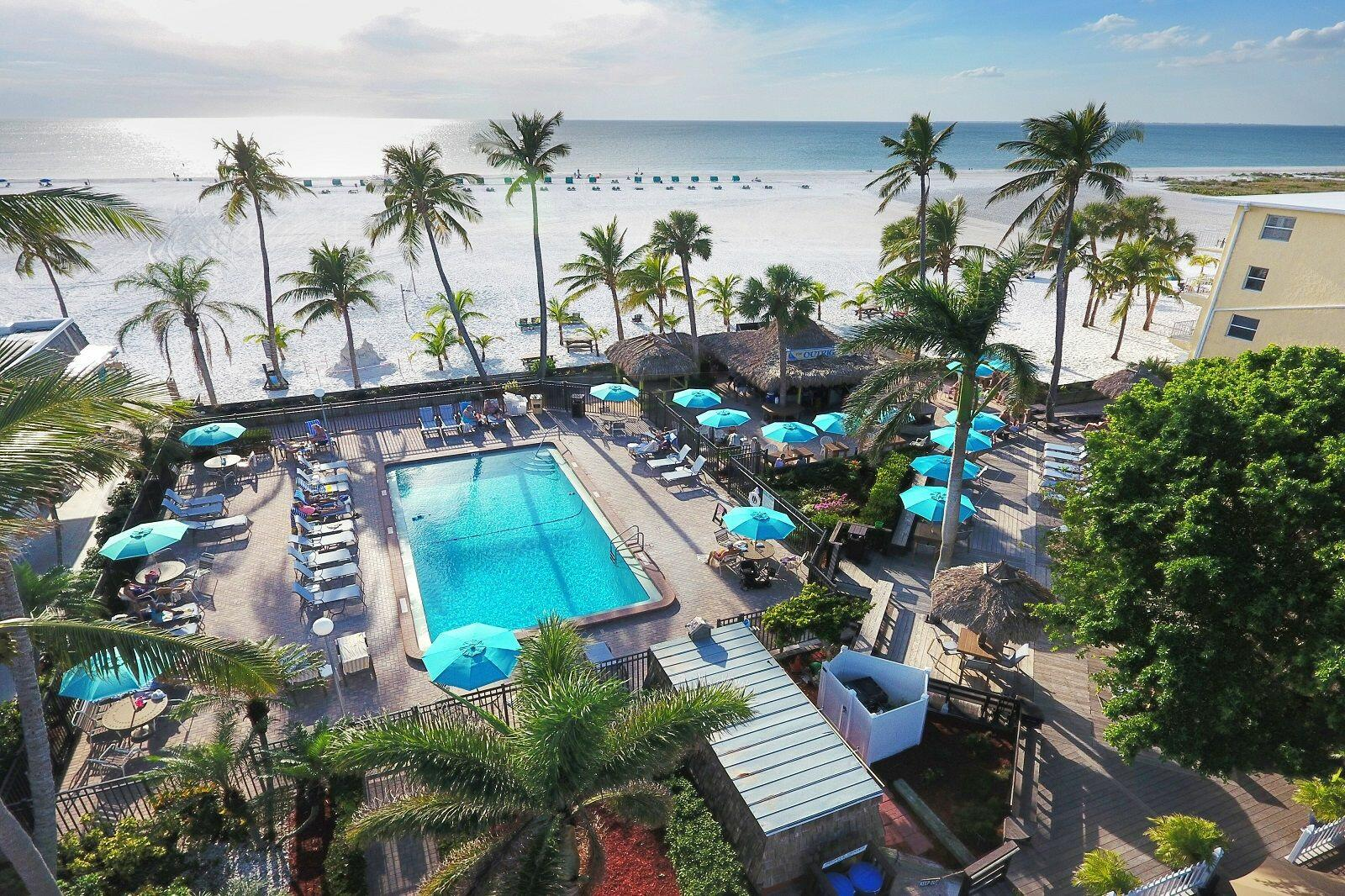 Fort Myers Beach Vacation Packages - Outrigger Beach Resort