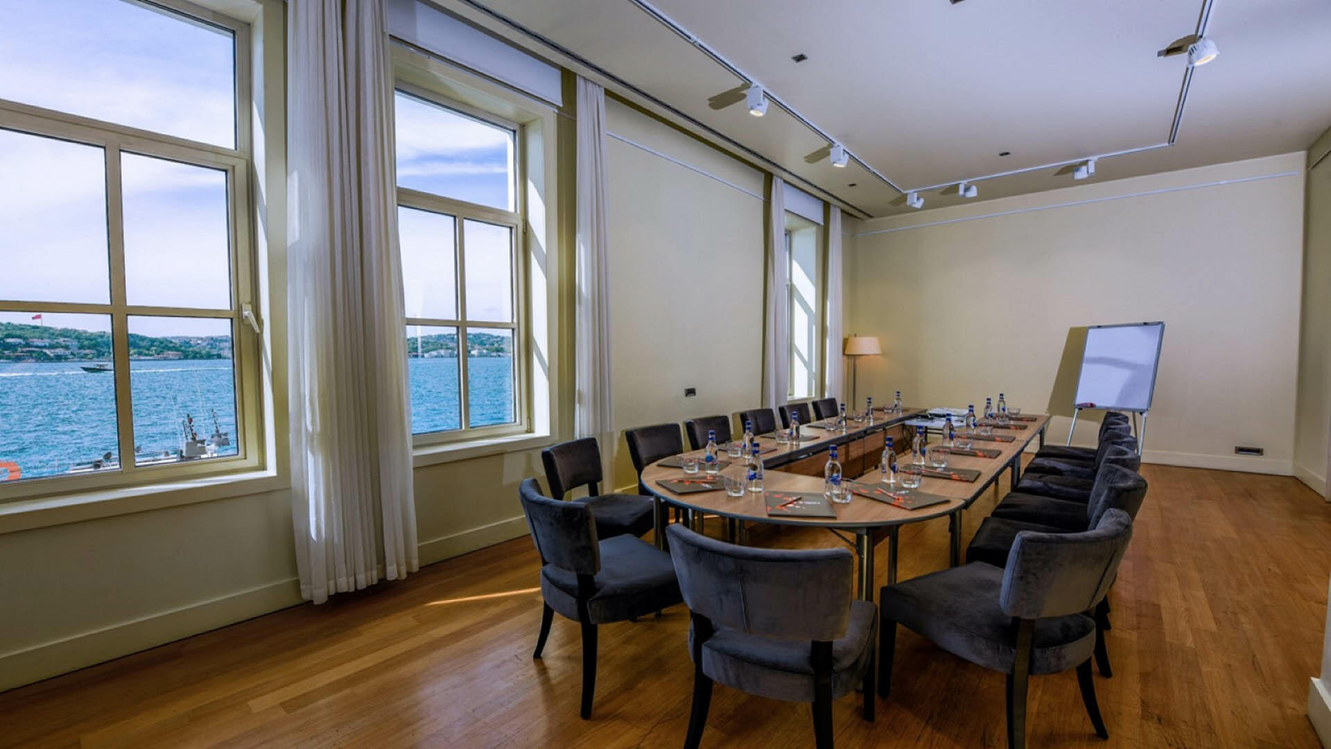 Meeting room at A'jia Hotel Istanbul