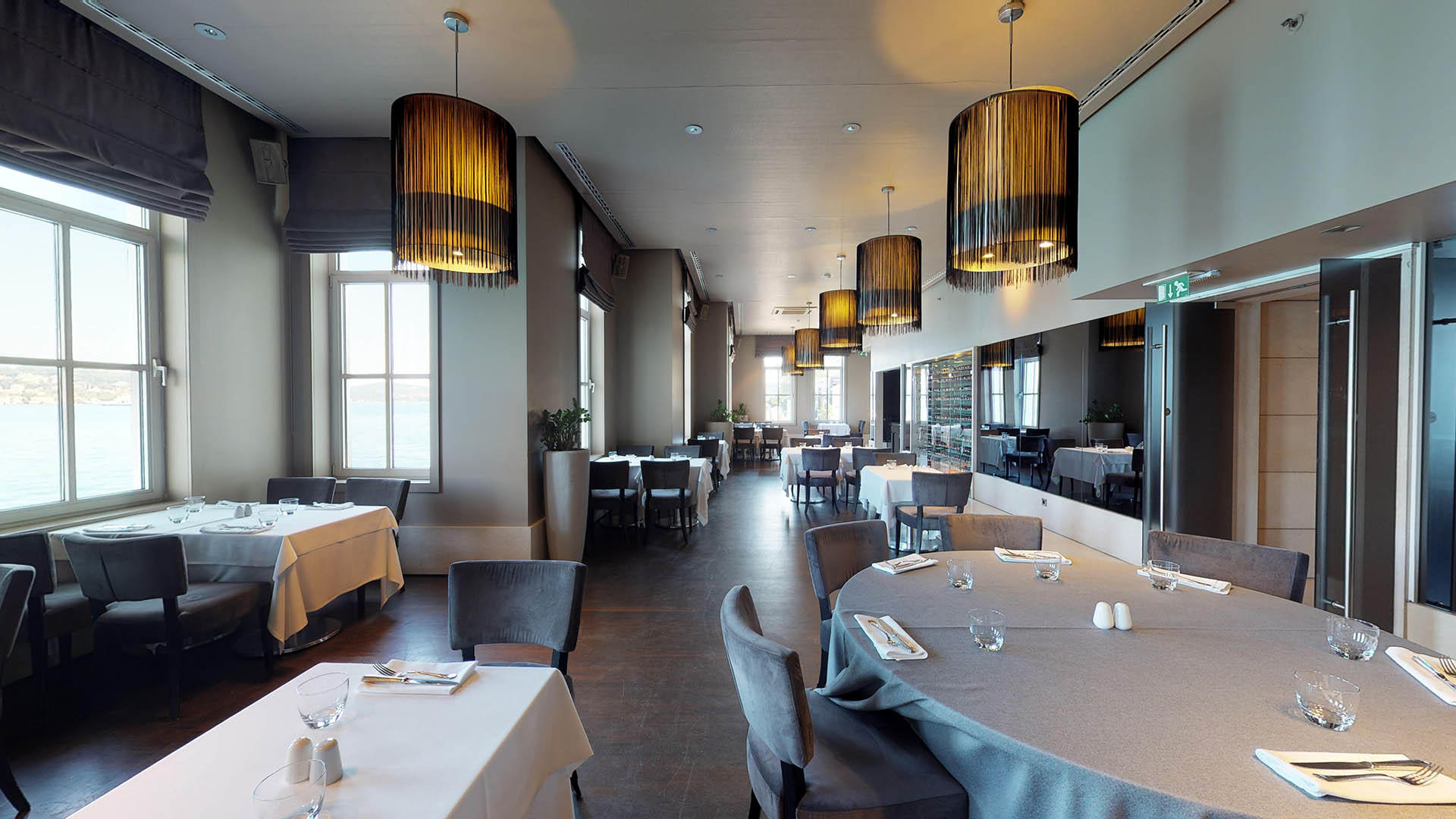 Restaurant at A'jia Hotel Istanbul