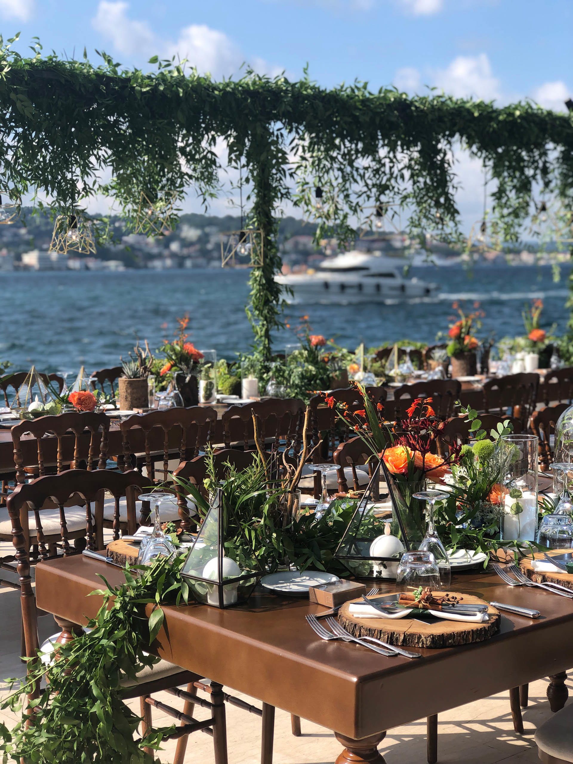 Wedding at A'jia Hotel Istanbul