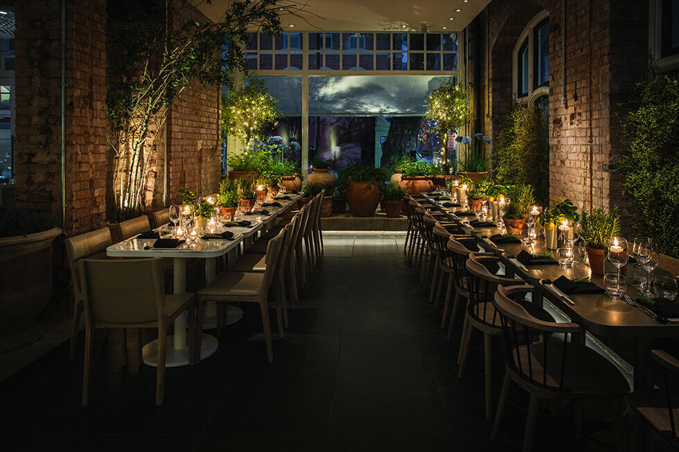 Bloomsbury Street Kitchen private dining