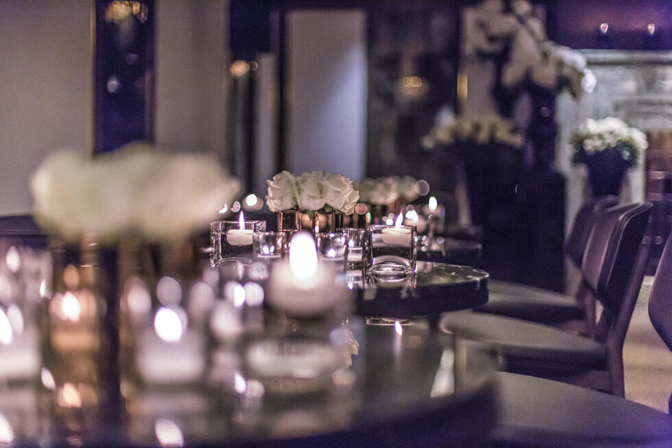 private dining at May Fair Kitchen