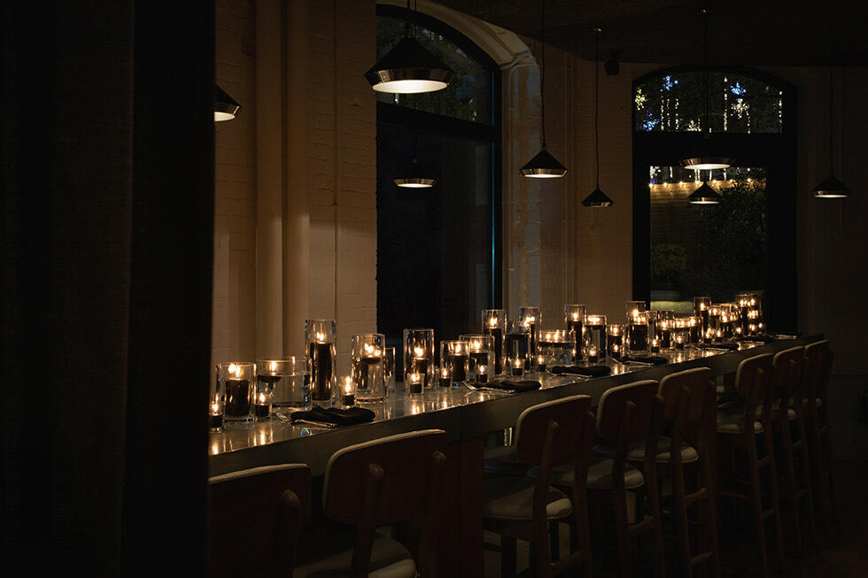 private dining at Leicester Square Kitchen