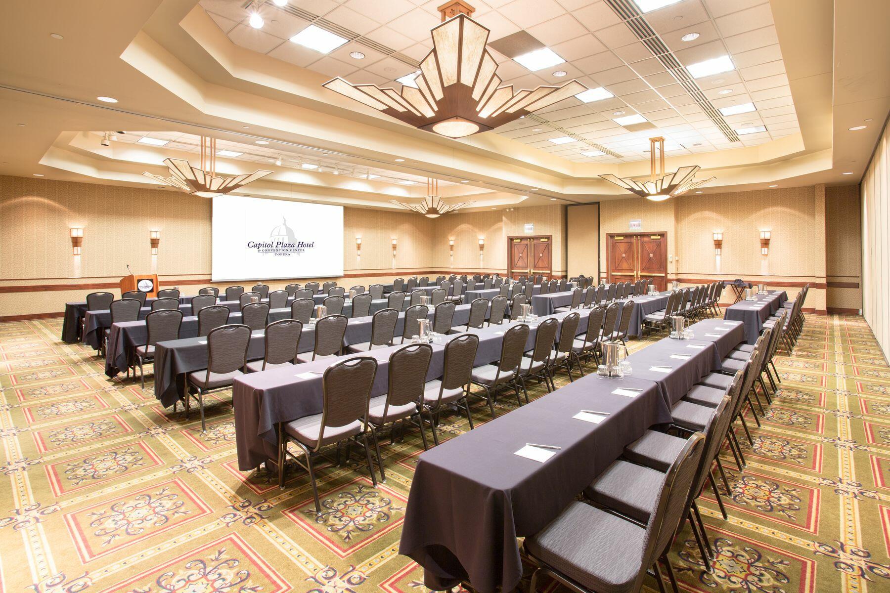 Capital Plaza Meeting Room