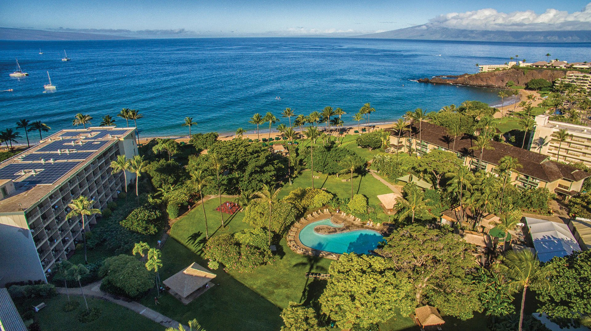 Kaʻanapali Beach Hotel Place To Stay On Beach In Maui Hi