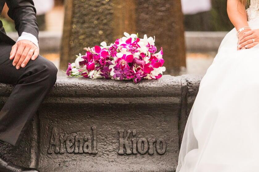 Wedding at Arenal Kioro