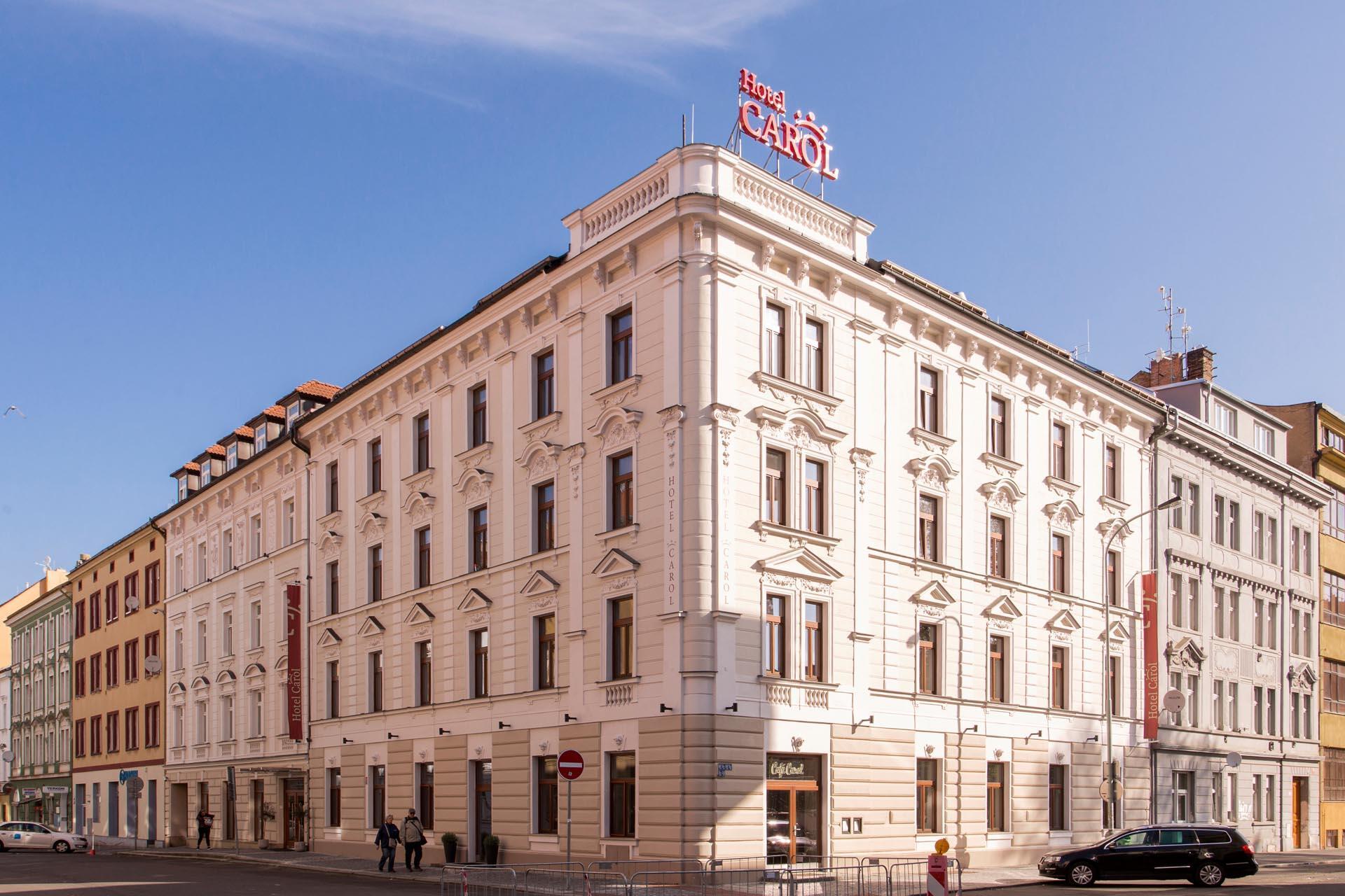 Hotel Carol in Prague