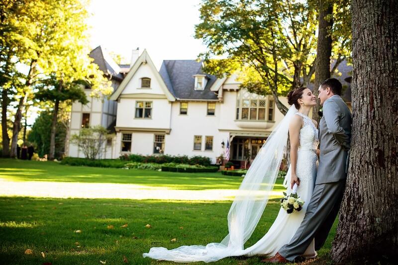 Wedding Photos Mansion