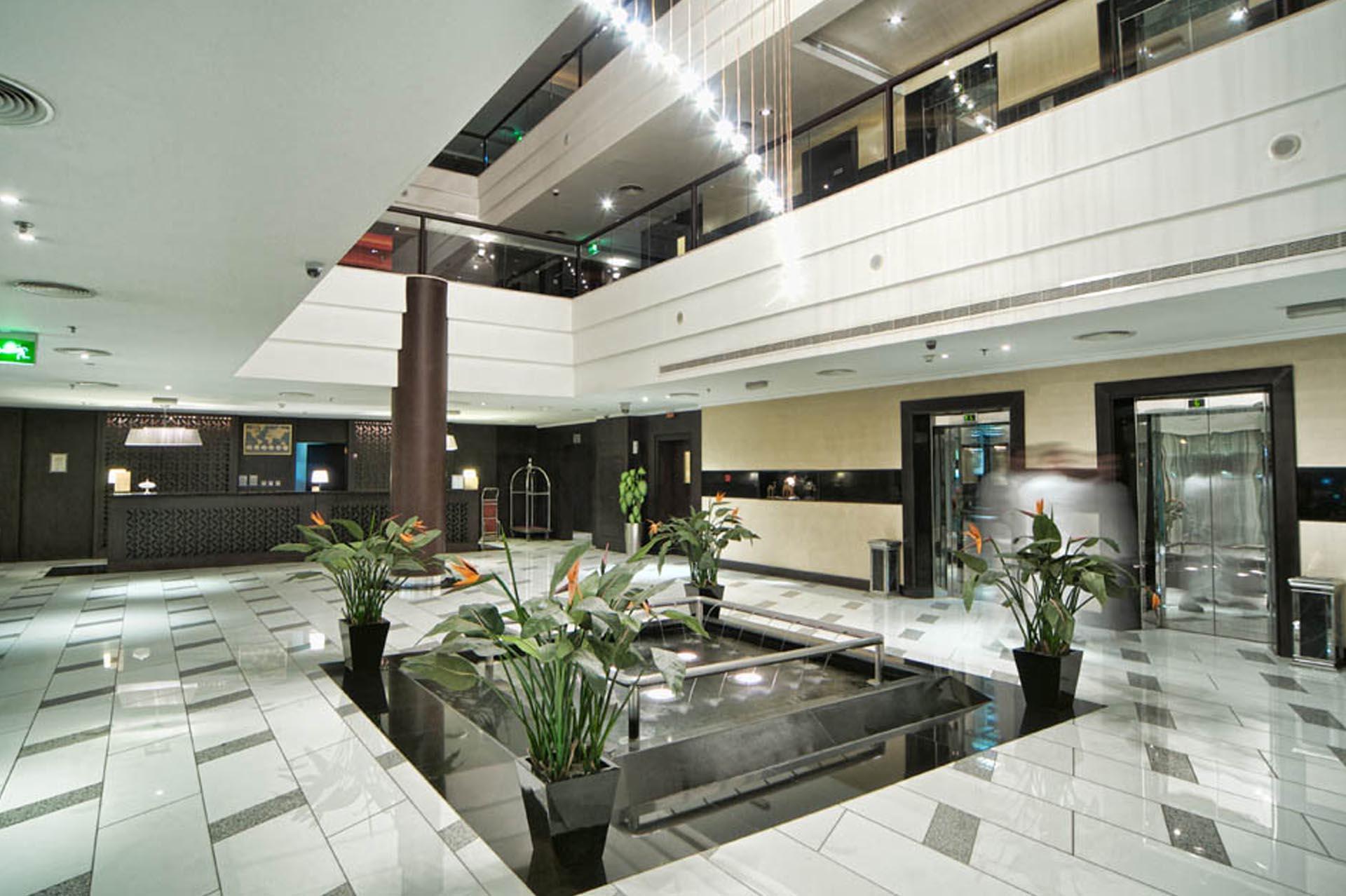 Lobby at City Seasons Al Ain
