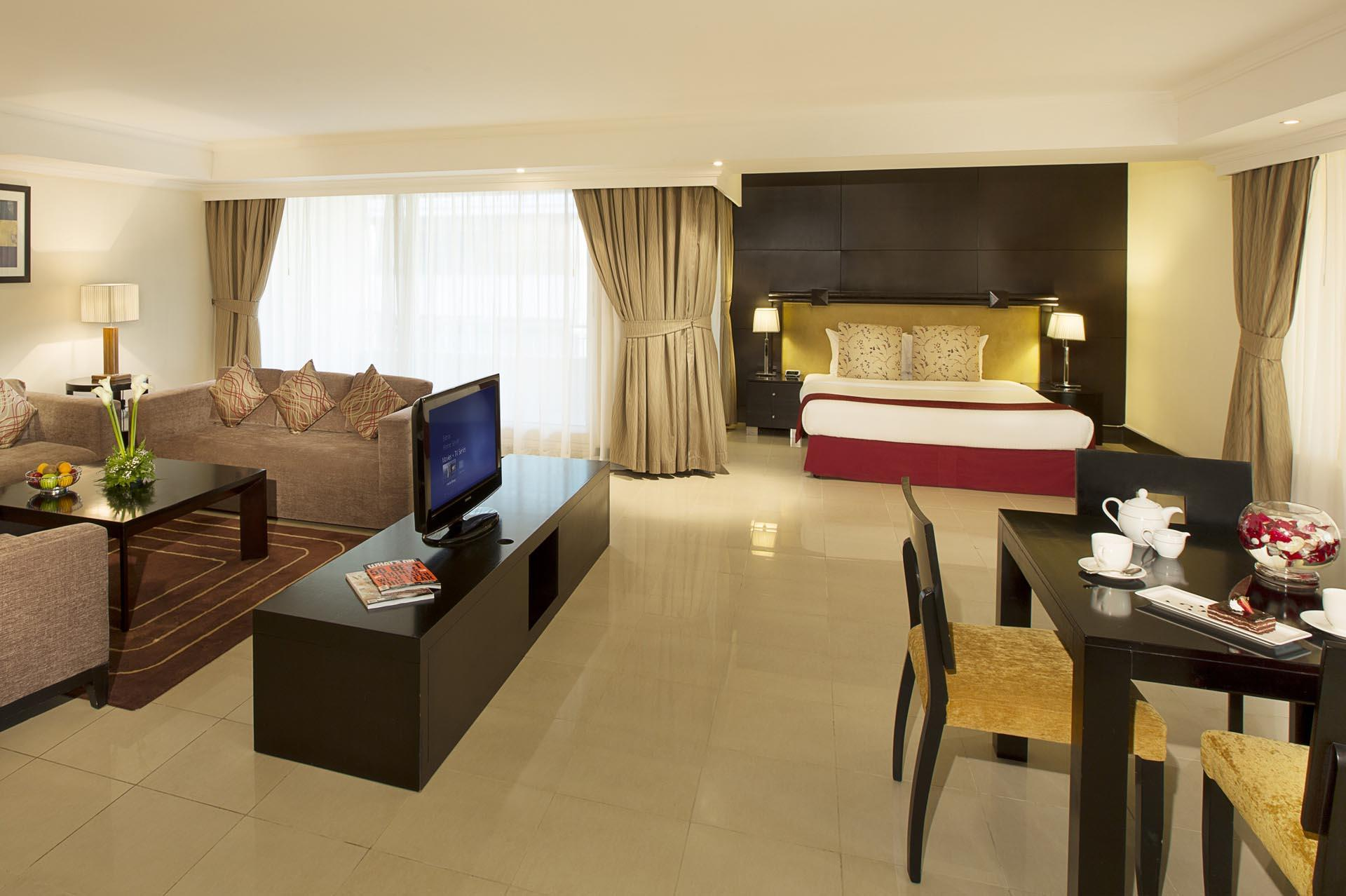 Family Suite at City Seasons Al Ain