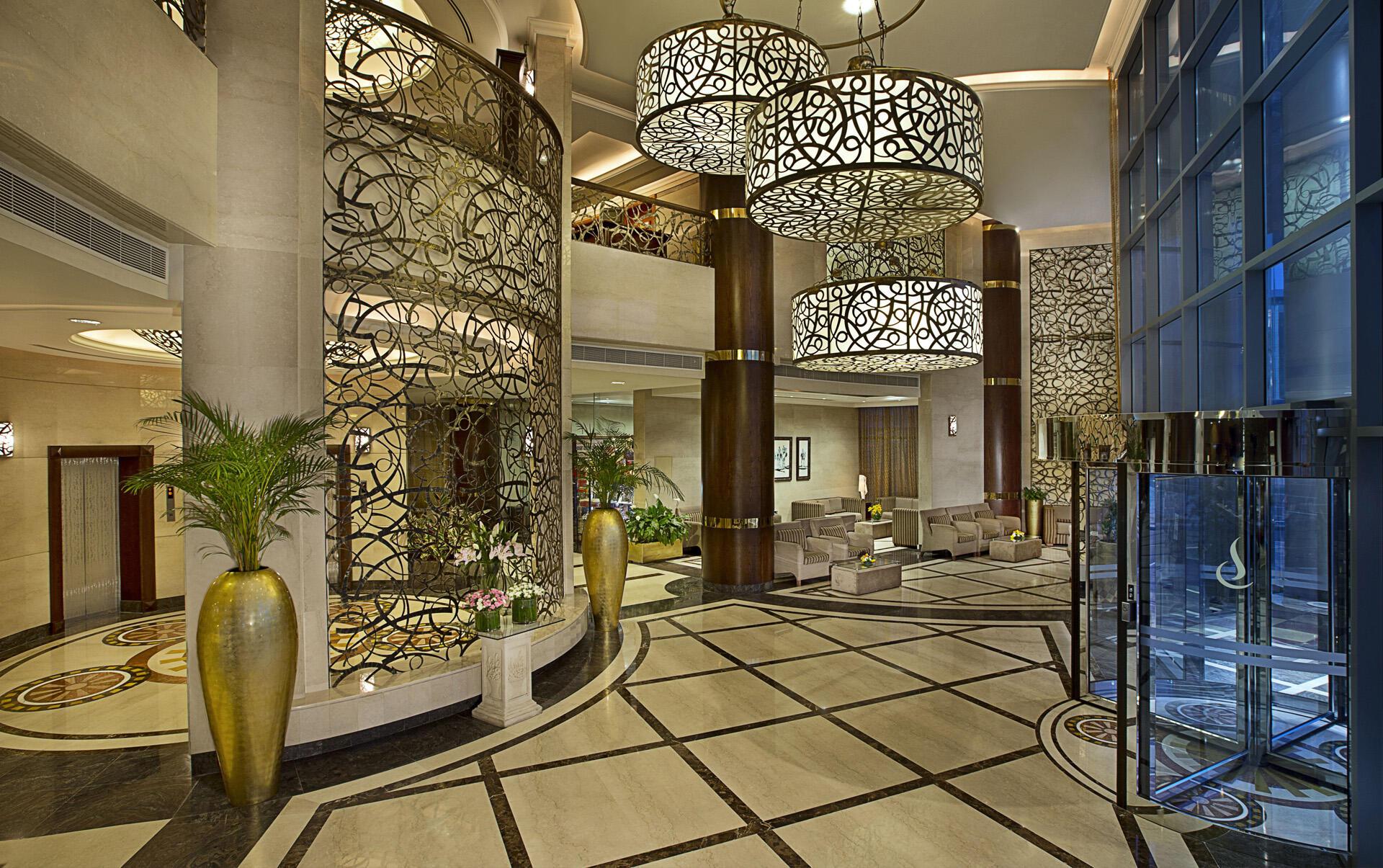 Lobby at City Seasons Dubai