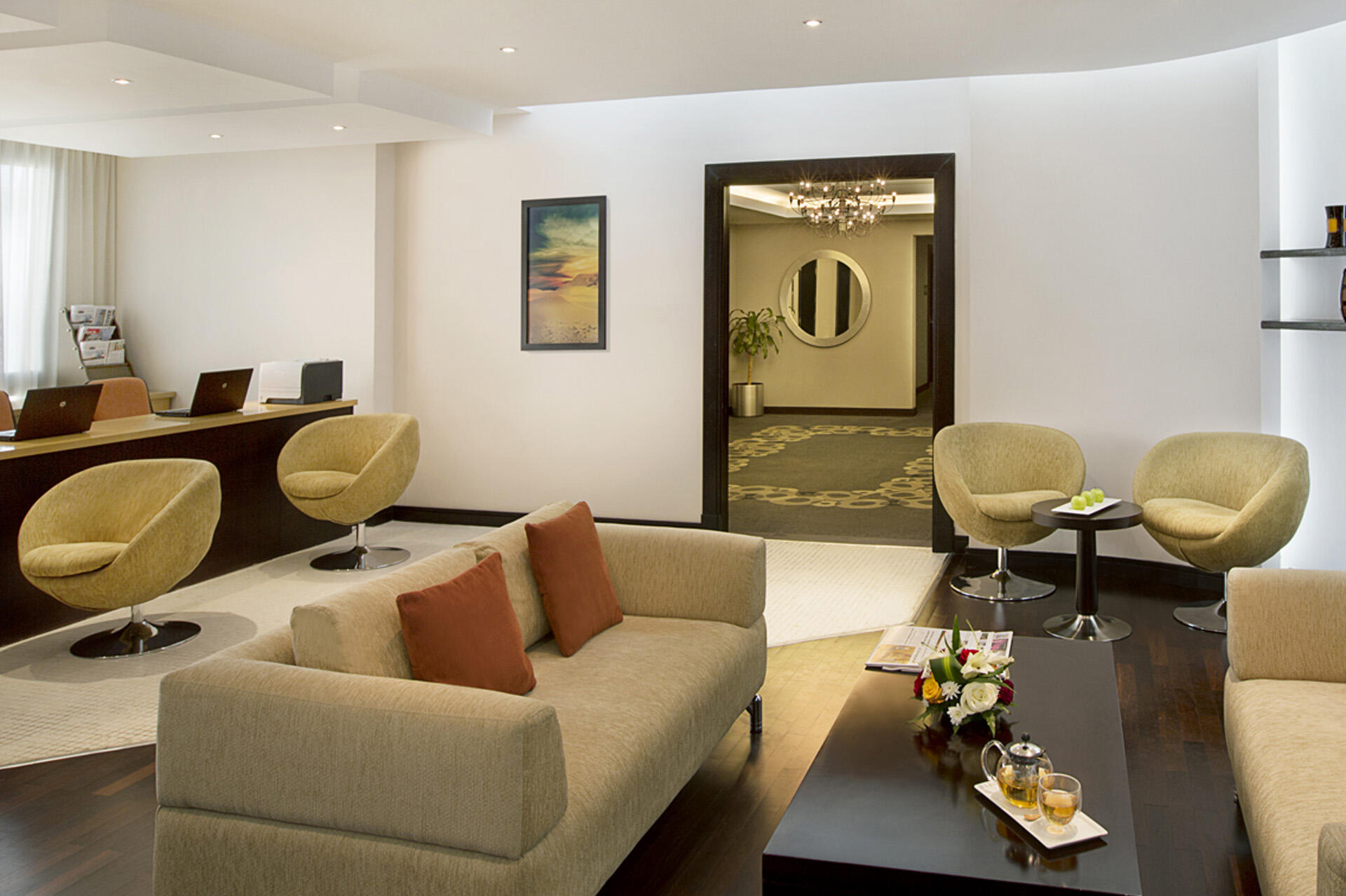 Executive Lounge at City Seasons Muscat
