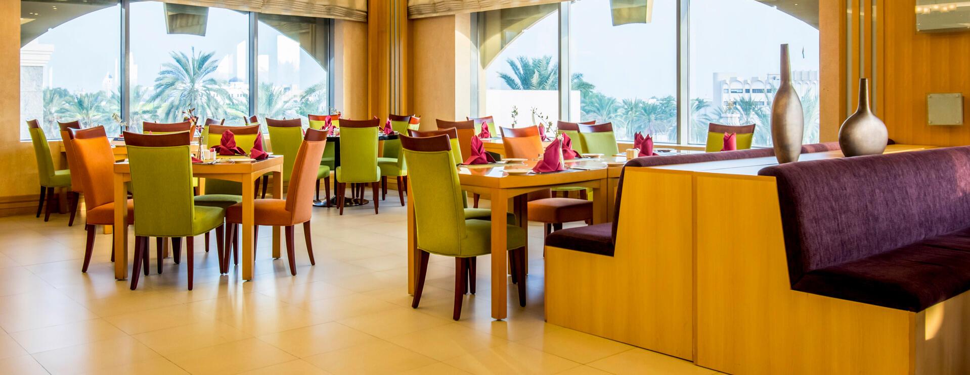 Restaurant at City Seasons Muscat