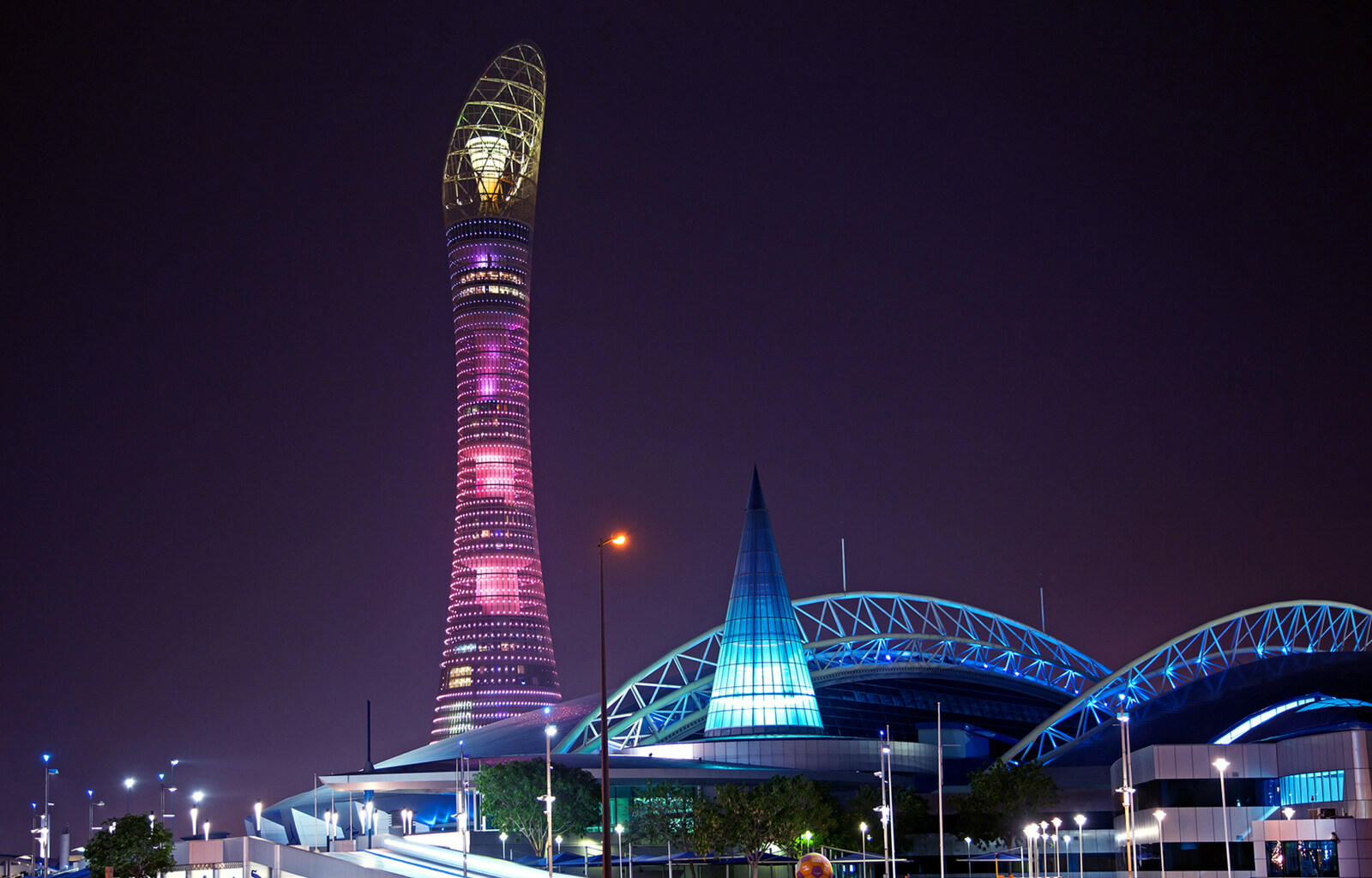 Attractions near The Torch Doha Hotel in Qatar