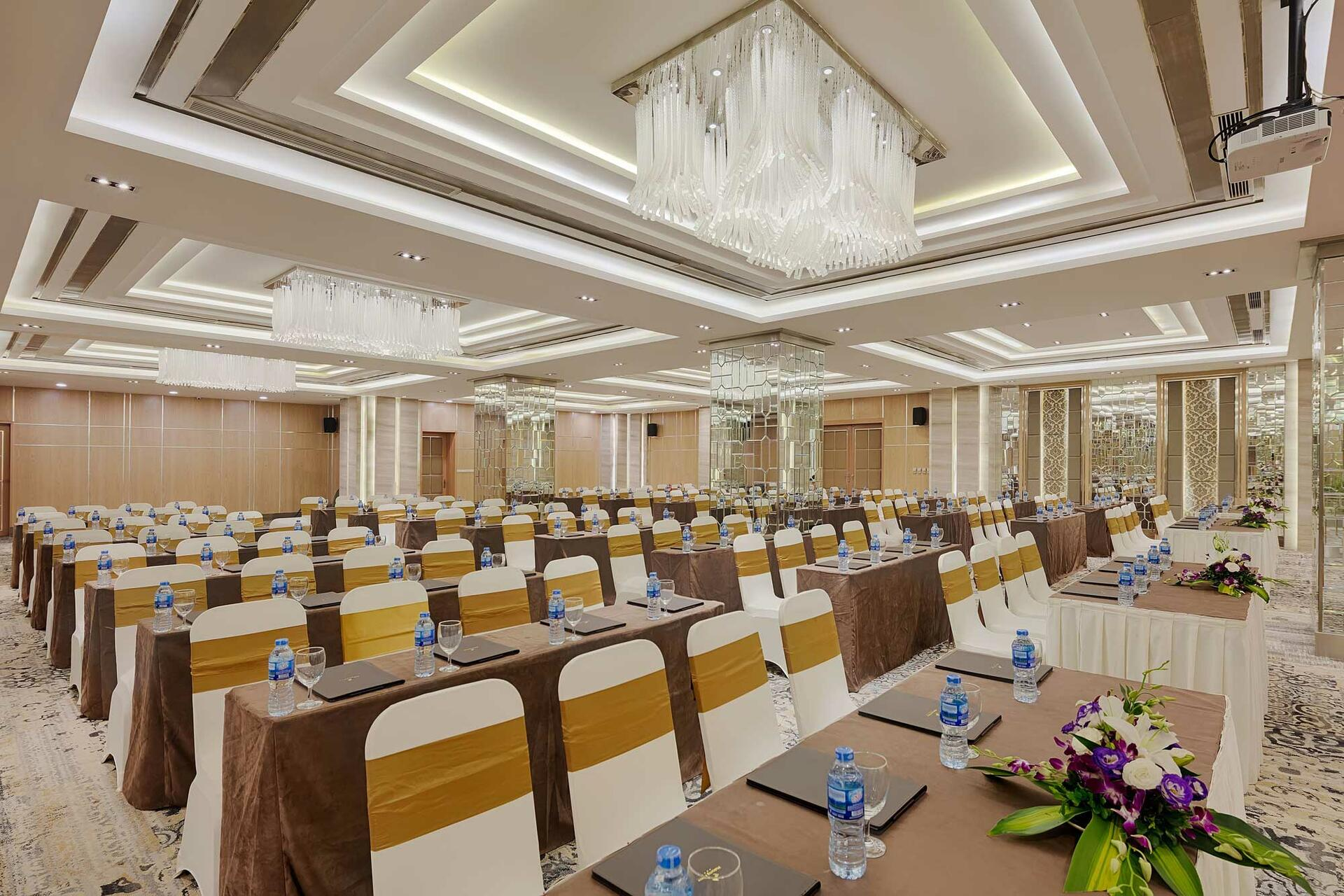 Halong Plaza Hotel - Meeting-Grand-Ballroom