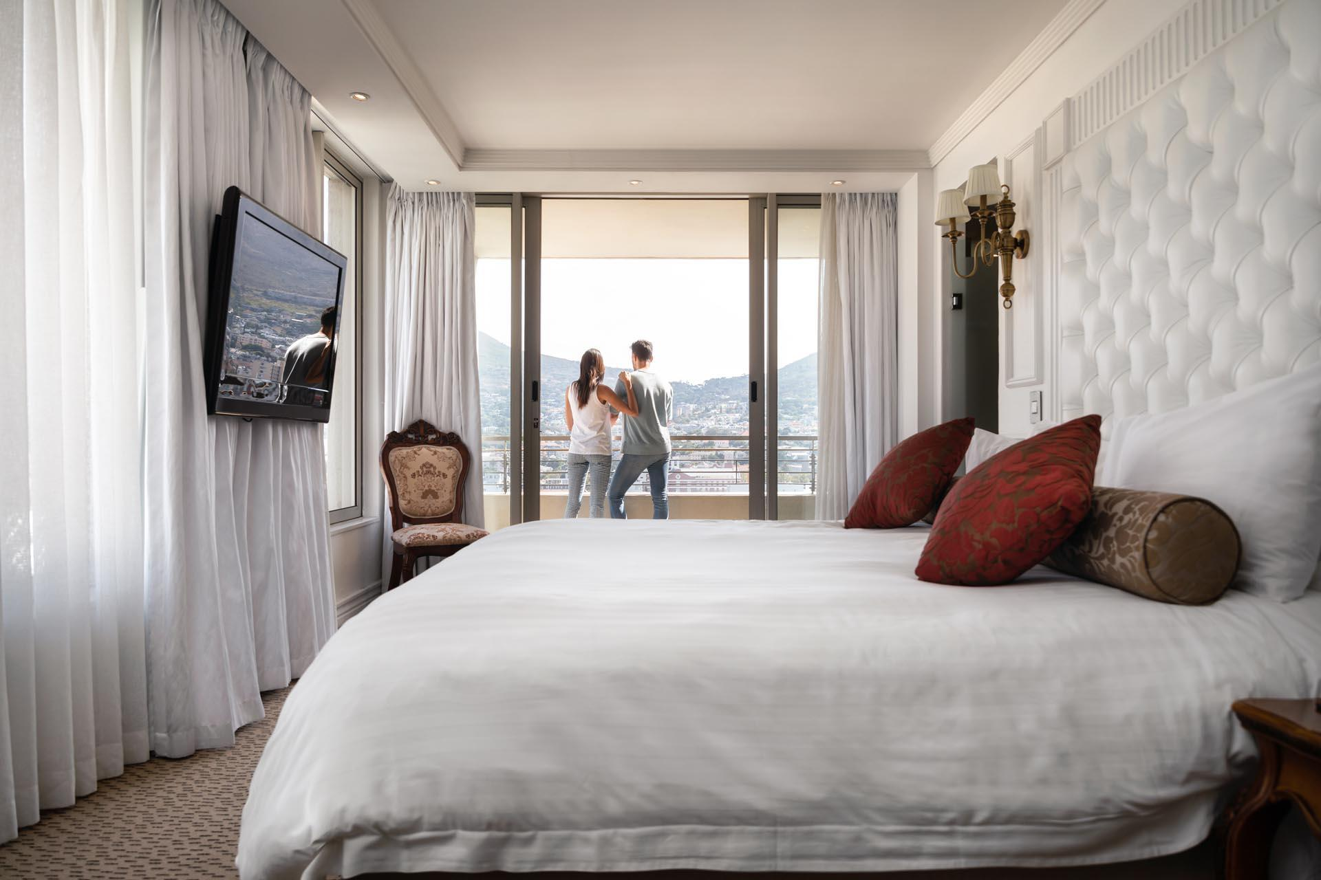 presidential suite at Pepperclub Hotel