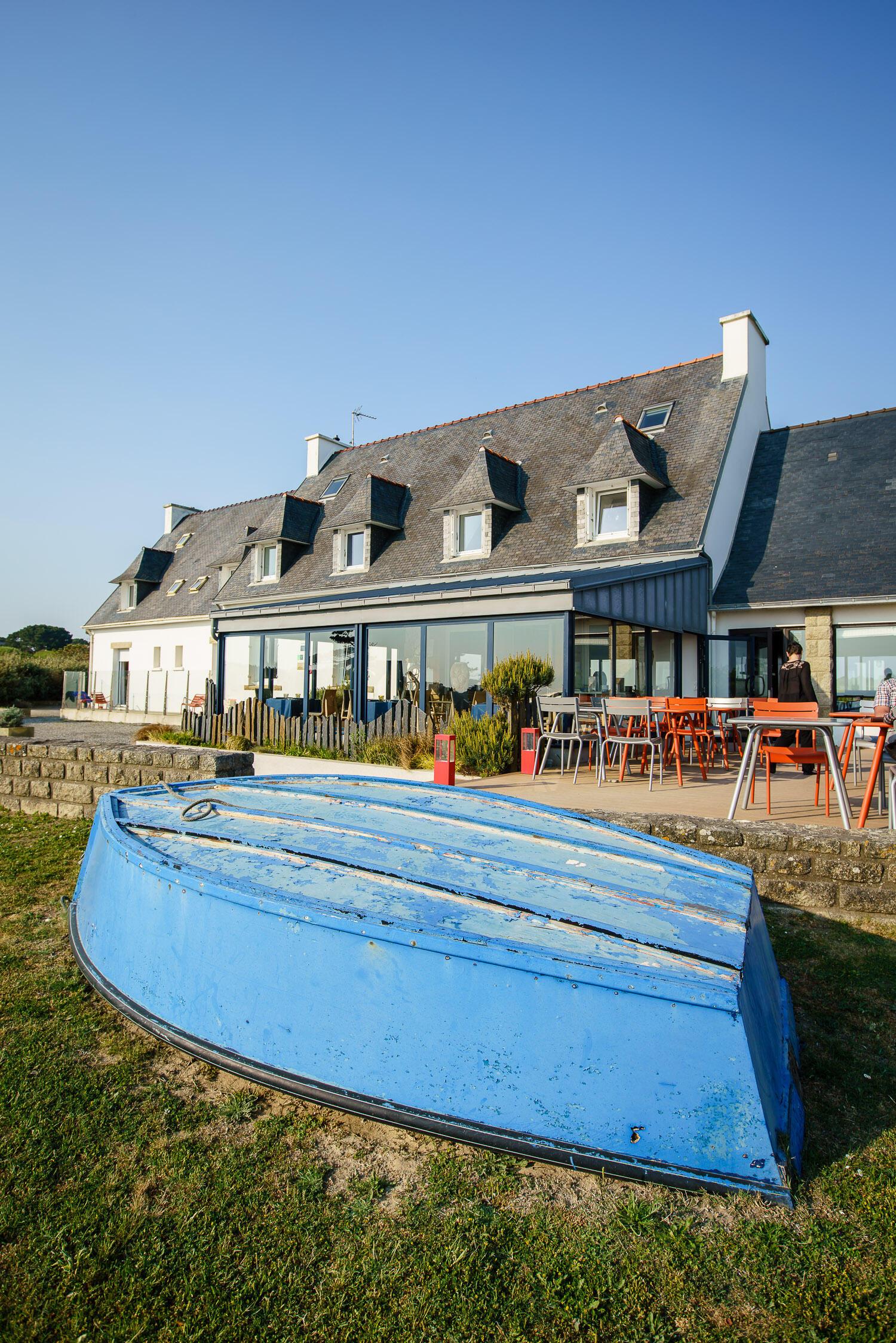 Ar Men Du Hotel in Névez, Brittany