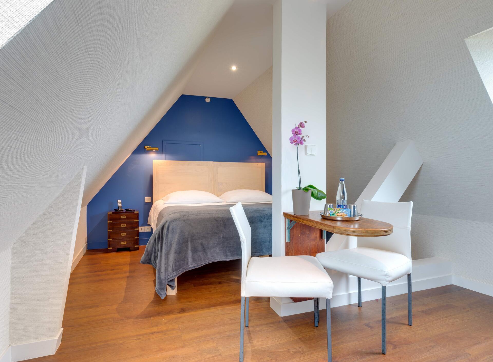 Accommodation at Ar Men Du Hotel in Névez, Brittany