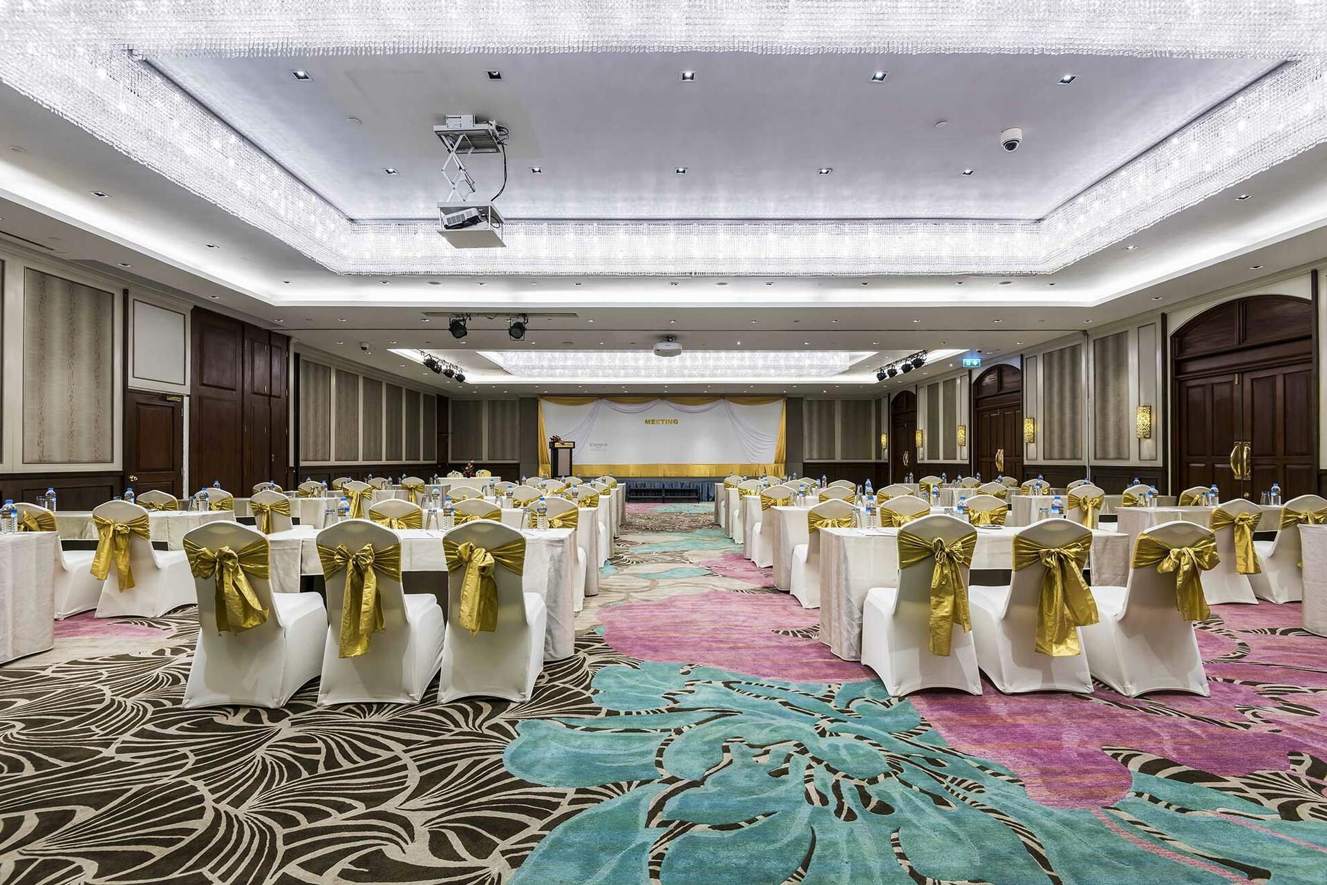Chatrium Hotel Royal Lake Yangon Grand Ballroom