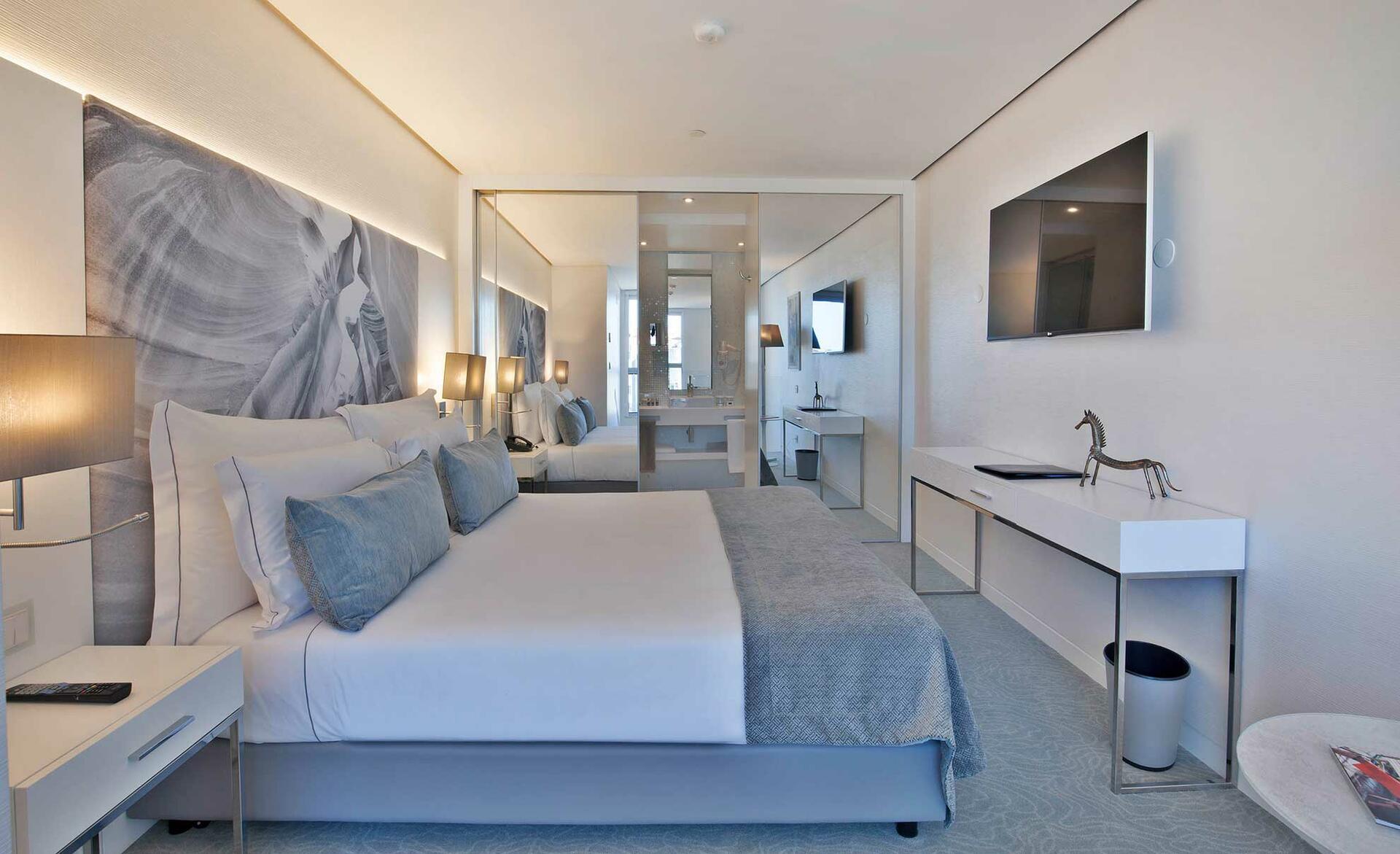 Hébergement at Hotel White Lisboa