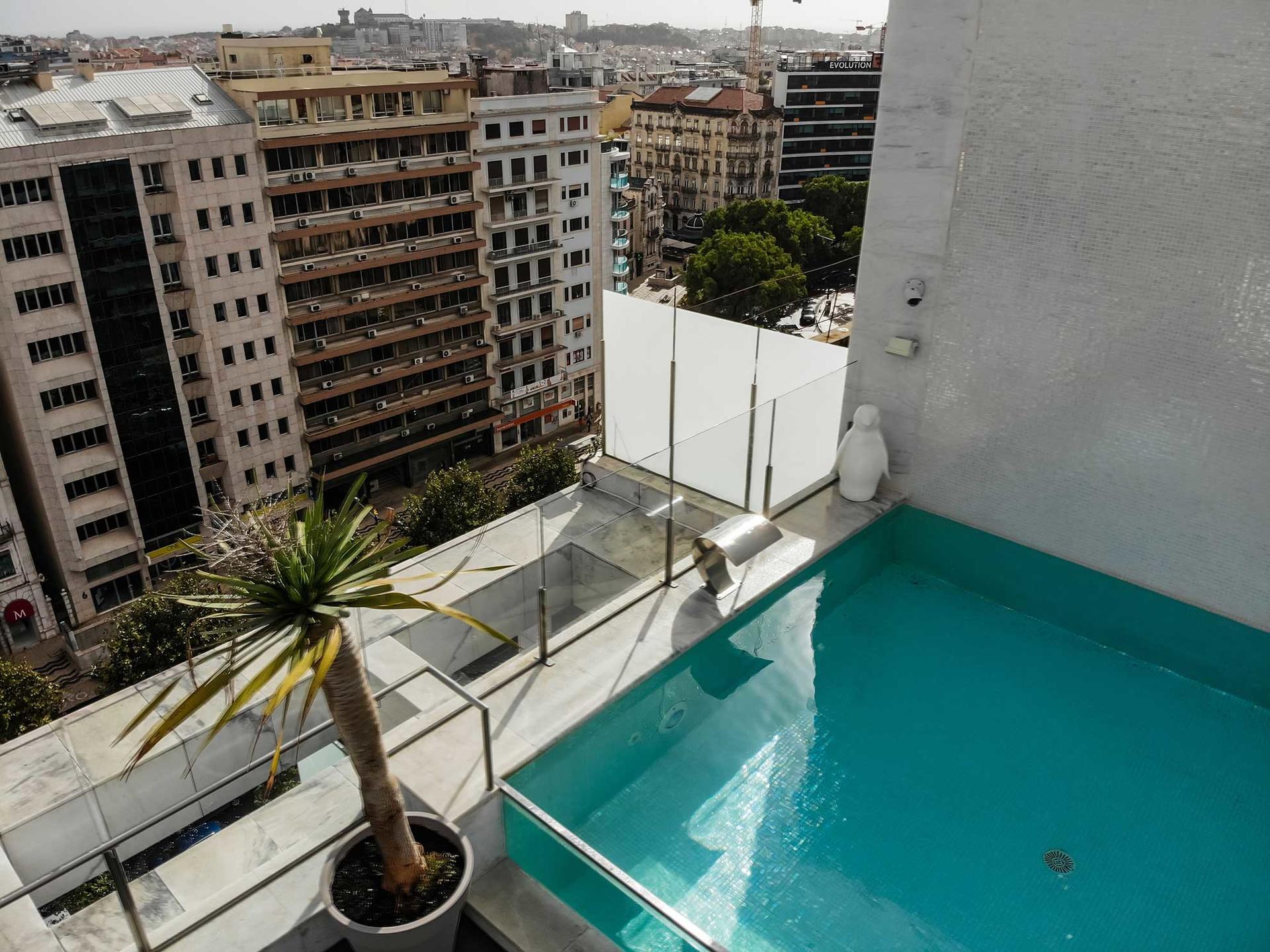 Piscine Hotel White Lisboa
