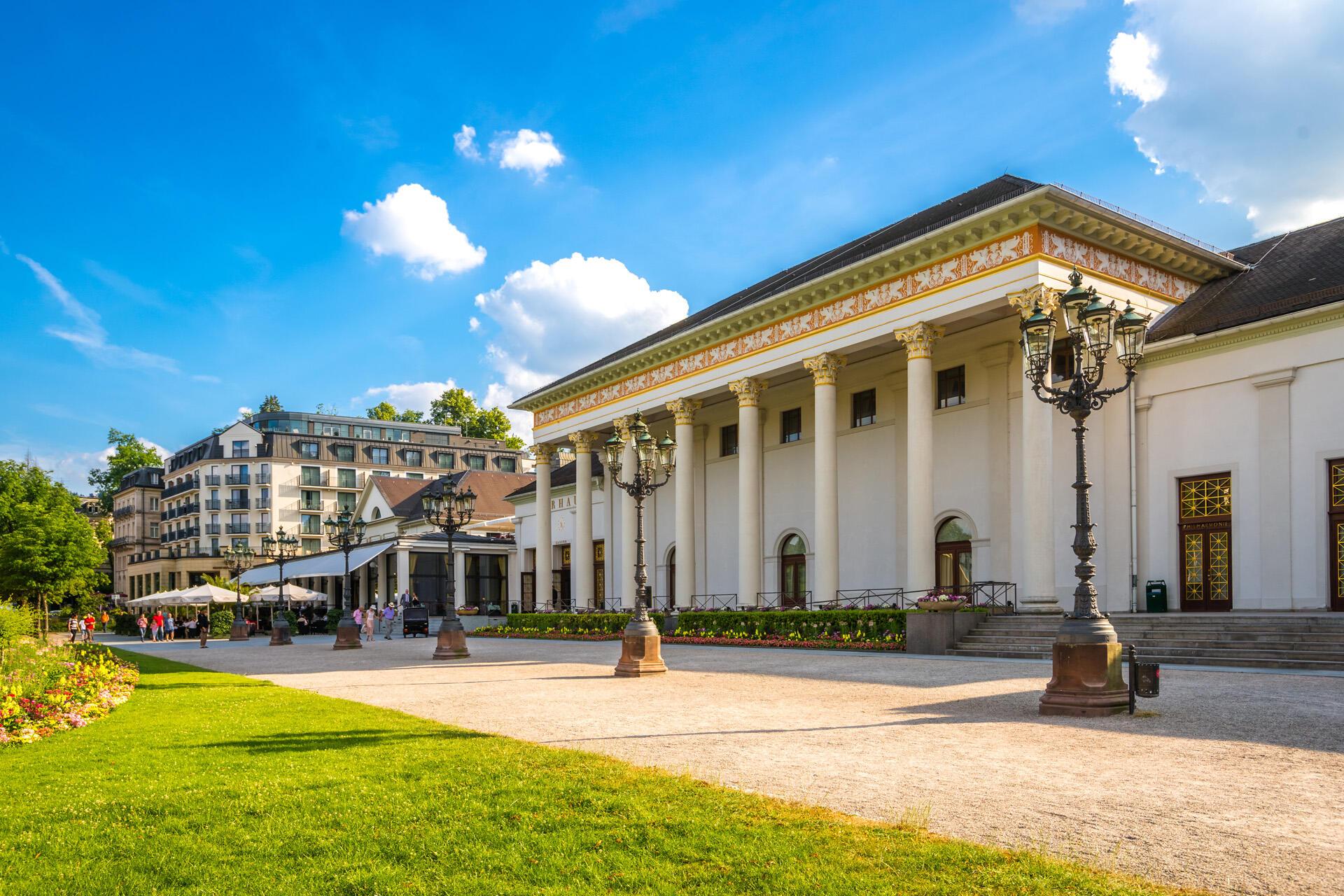 alternative view of Precise Resort Baden Baden