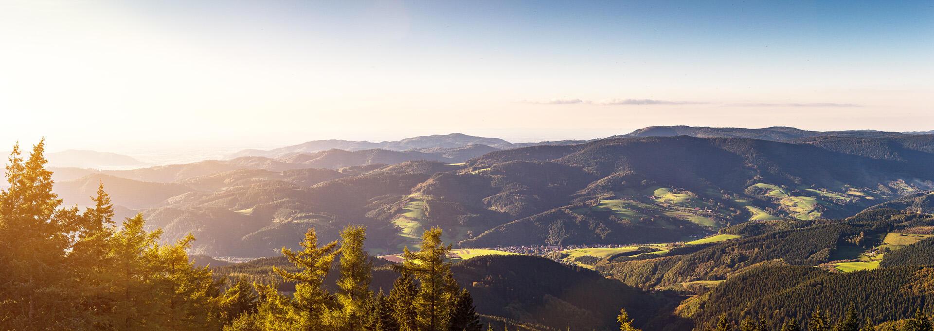 Mountains view near Precise Resort Baden Baden