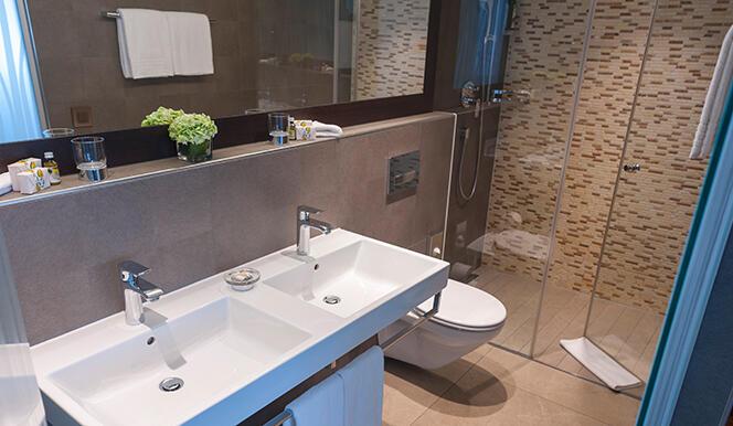 Accommodation at Hotel Krone Unterstrass in Zurich