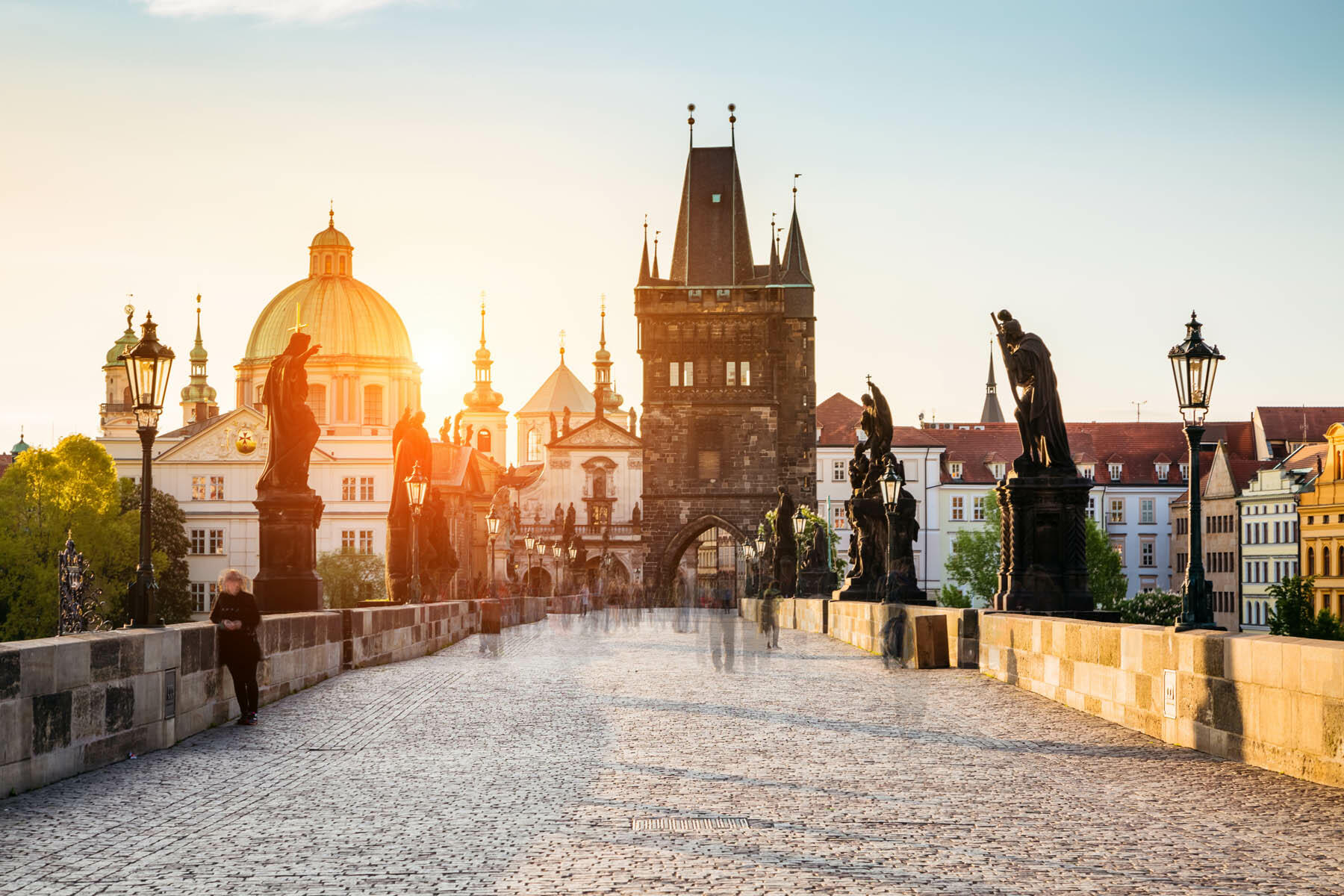 Prague impressions, Hotel Duo, Prague 9, Czech Republic
