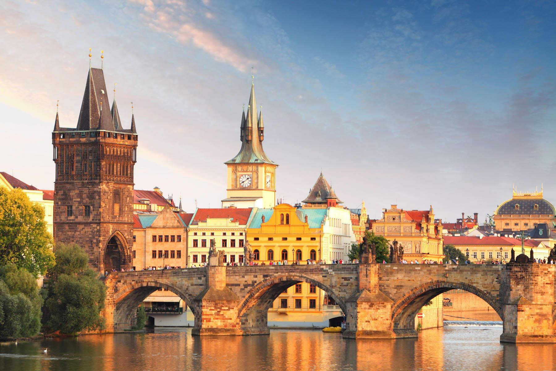 Prague, Jan Hotels, Czech Republic