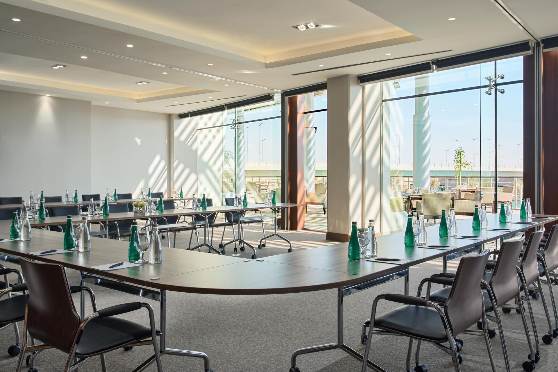 Arranged Marina Meeting Room at Bay La Sun Hotel & Marina