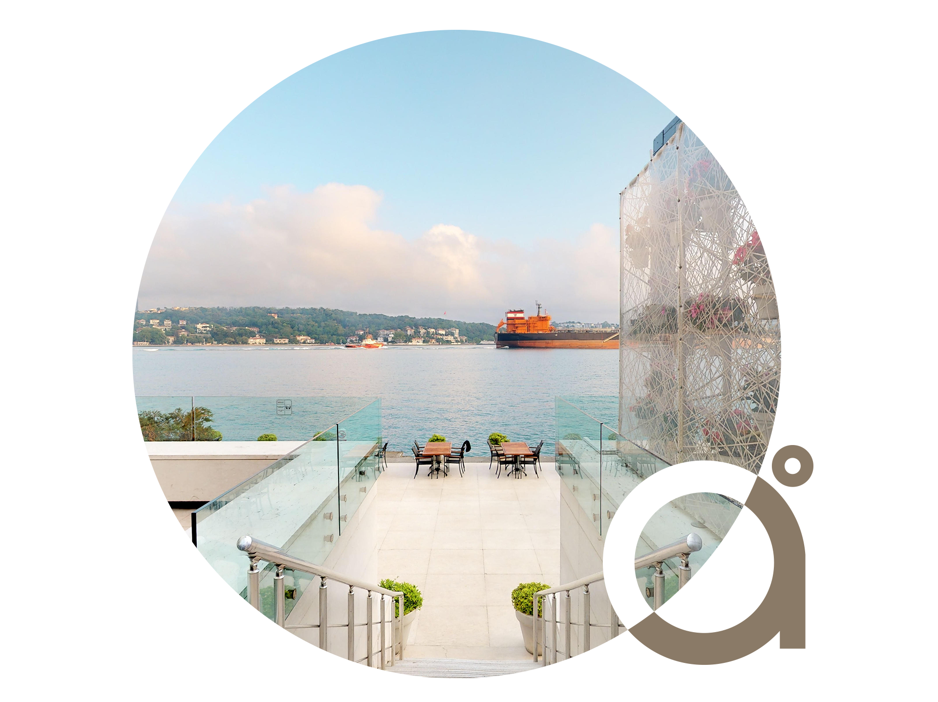 Views from A'jia Hotel Istanbul