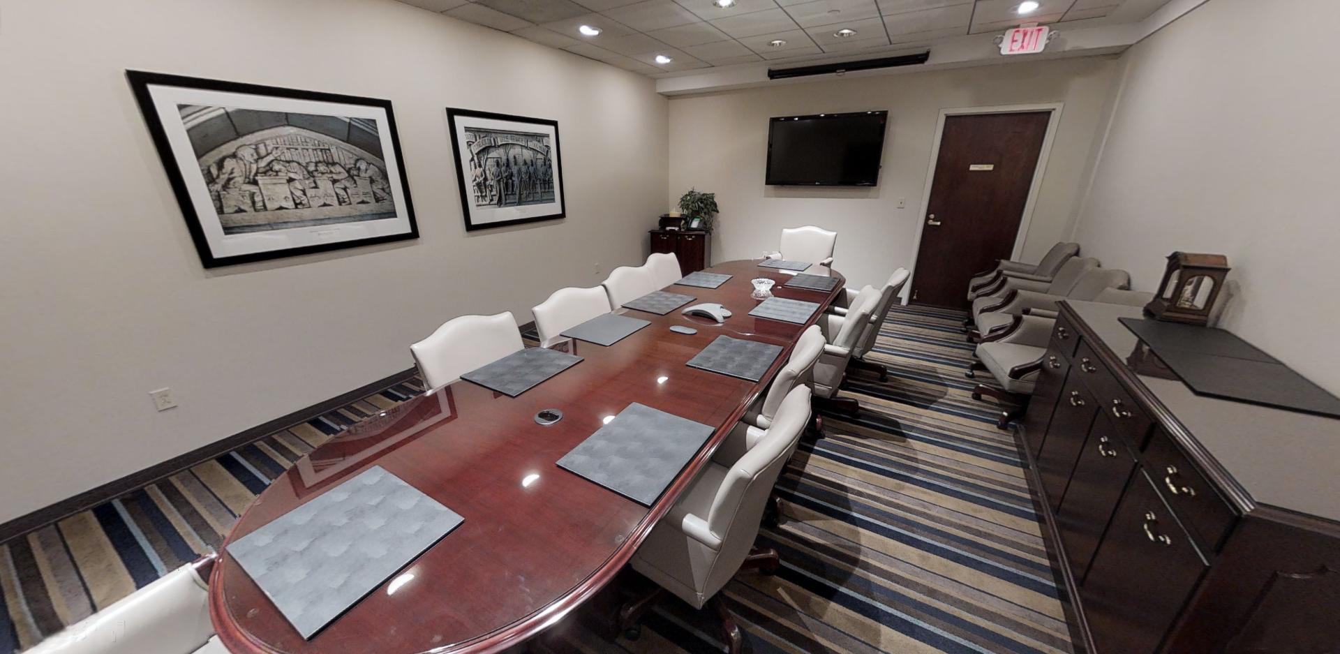 Executive Boardroom Interior