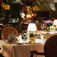 The Grill Formal dining