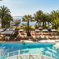 Beach Club Marbella Club