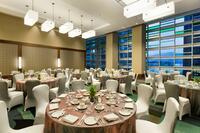 Coast Coal Harbour Vancouver Hotel Meetings - Coal Harbour A Dinner Setup