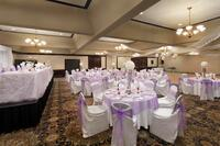 Coast Prince George Hotel by APA - Ballroom - Wedding Reception - Copy