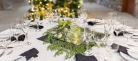 Coast Canmore Hotel & Conference Centre - Banquet Table Centerpiece